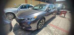 Honda Accord 2014 Gray   Cars for sale in Lagos State, Surulere