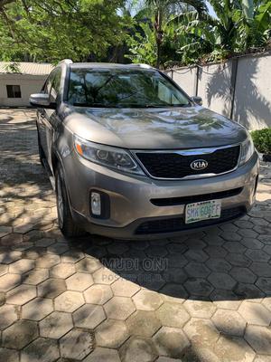 Kia Sorento 2015 Gray | Cars for sale in Lagos State, Ikoyi