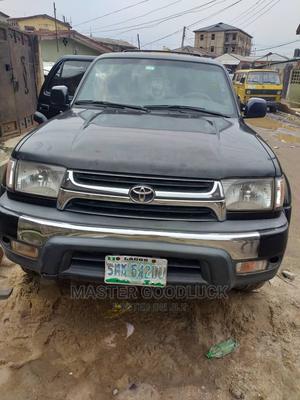 Toyota 4-Runner 2001 Black | Cars for sale in Lagos State, Shomolu