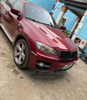 BMW X6 2010 Red | Cars for sale in Lagos State, Alimosho