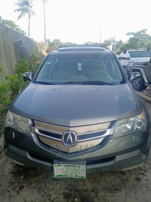 Acura MDX 2007 SUV 4dr AWD (3.7 6cyl 5A) Gray | Cars for sale in Lagos State, Amuwo-Odofin