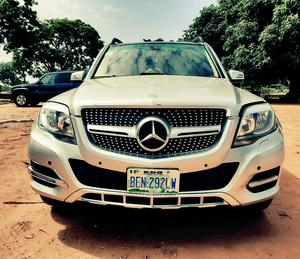 Mercedes-Benz GLK-Class 2010 Gray   Cars for sale in Abuja (FCT) State, Lokogoma