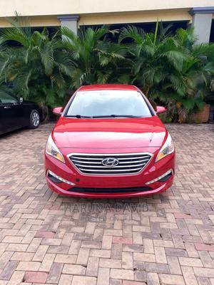 Hyundai Sonata 2017 Red | Cars for sale in Enugu State, Enugu