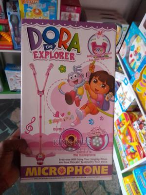 Dora the Explorer Microphone - Purple   Toys for sale in Lagos State, Amuwo-Odofin