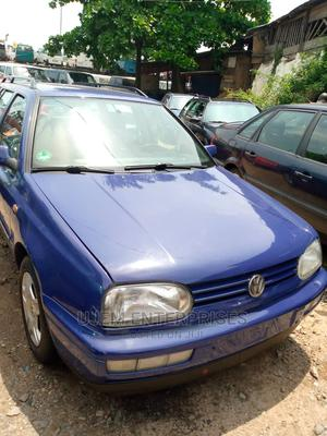 Volkswagen Golf 2000 Blue | Cars for sale in Lagos State, Ojo