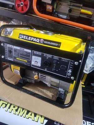 Original Elepaq Gasoline Generator CE Sv2200 | Electrical Equipment for sale in Lagos State, Amuwo-Odofin
