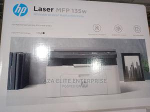HP Laser MFP 135w   Printers & Scanners for sale in Lagos State, Ikeja