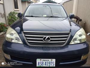Lexus GX 2005 470 Sport Utility Blue | Cars for sale in Delta State, Oshimili South