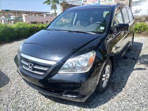 Honda Odyssey 2007 EX Black   Cars for sale in Kwara State, Ilorin West