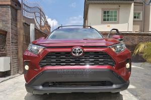Toyota RAV4 2019 Red   Cars for sale in Lagos State, Isolo