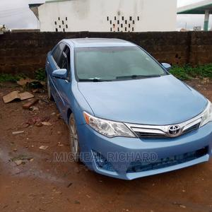 Toyota Camry 2012 Blue | Cars for sale in Edo State, Benin City