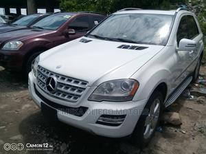 Mercedes-Benz M Class 2010 ML 350 4Matic White | Cars for sale in Lagos State, Apapa