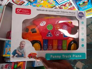 Musical Truck Piano With Lights   Toys for sale in Lagos State, Amuwo-Odofin