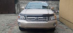 Toyota Highlander 2007 Limited V6 4x4 Gold | Cars for sale in Rivers State, Port-Harcourt