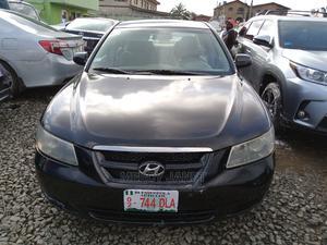 Hyundai Sonata 2010 GLS PZEV Black | Cars for sale in Lagos State, Ifako-Ijaiye
