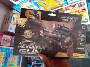 Revolver Toy Gun Fo Kids   Toys for sale in Lagos State, Amuwo-Odofin
