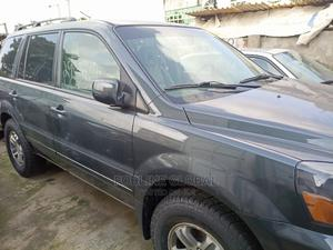 Honda Pilot 2006 EX-L 4x4 (3.5L 6cyl 5A) Gray | Cars for sale in Lagos State, Ikeja