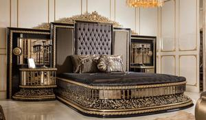 Executive Classic Bed Complete Set | Furniture for sale in Lagos State, Ojo