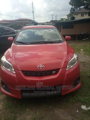 Toyota Matrix 2009 Red   Cars for sale in Lagos State, Ikotun/Igando