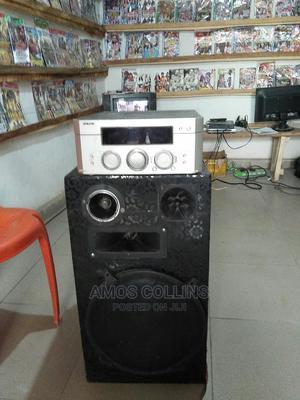 Speaker and Amp | Audio & Music Equipment for sale in Edo State, Benin City