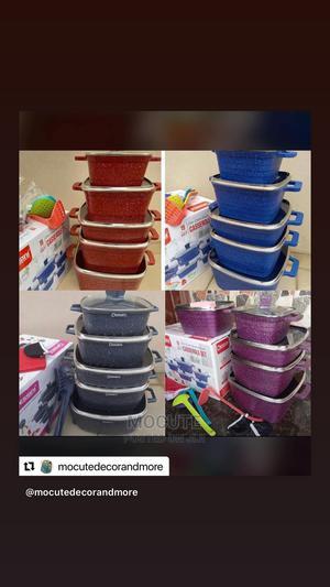 Granite Pot Set | Kitchen & Dining for sale in Lagos State, Lagos Island (Eko)