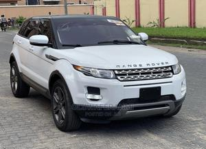 Land Rover Range Rover Evoque 2014 White | Cars for sale in Lagos State, Ogba