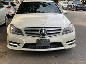 Mercedes-Benz C300 2012 White | Cars for sale in Abuja (FCT) State, Gwarinpa