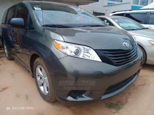 Toyota Sienna 2015 Green   Cars for sale in Ogun State, Sagamu