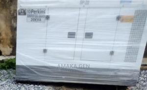 20kva Perkins DIESEL Soundproof Generator 100%Coppa   Electrical Equipment for sale in Lagos State, Lekki