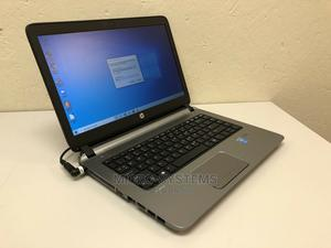Laptop HP ProBook 440 G2 8GB Intel Core I5 HDD 500GB   Laptops & Computers for sale in Lagos State, Ajah