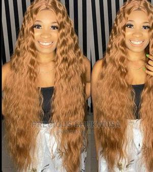 Human Hair Blend Wig . | Hair Beauty for sale in Delta State, Ndokwa West