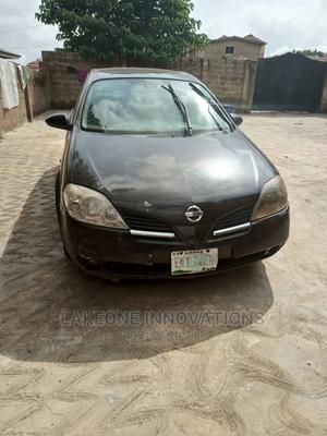 Nissan Primera 2003 Break Automatic Black   Cars for sale in Ogun State, Abeokuta North