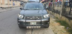 Toyota Highlander 2008 Green   Cars for sale in Rivers State, Port-Harcourt