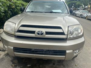 Toyota 4-Runner 2006 Sport Edition 4x4 V6 Gold   Cars for sale in Lagos State, Surulere