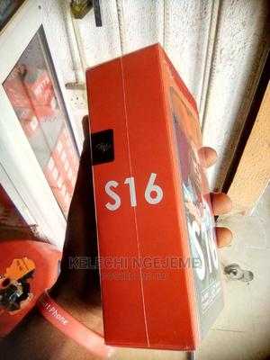 New Itel S16 16 GB Black   Mobile Phones for sale in Lagos State, Ikeja