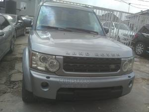 Land Rover Discovery 2010 Silver   Cars for sale in Lagos State, Ikeja