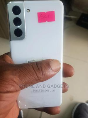 Samsung Galaxy S21+ 5G 256 GB White | Mobile Phones for sale in Lagos State, Ikeja