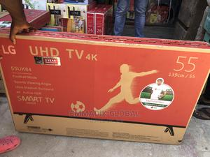 LG TELEVISION 55 Inches | TV & DVD Equipment for sale in Lagos State, Ajah