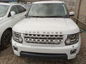 Land Rover LR4 2011 V8 White   Cars for sale in Lagos State, Ikeja