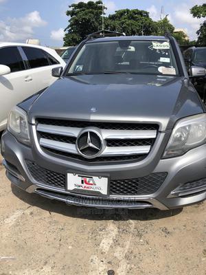 Mercedes-Benz GLK-Class 2013 350 4MATIC Gray | Cars for sale in Lagos State, Amuwo-Odofin