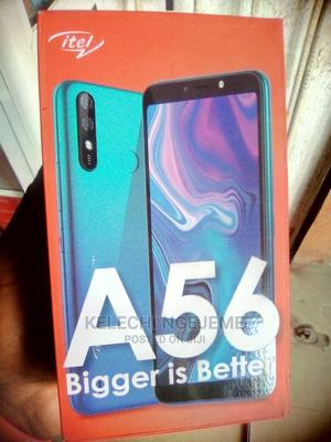 New Itel A56 16 GB Black   Mobile Phones for sale in Lagos State, Ikeja