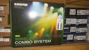 Unbox Original Wireless Microphone PG58 Double Mic   Audio & Music Equipment for sale in Lagos State, Lekki