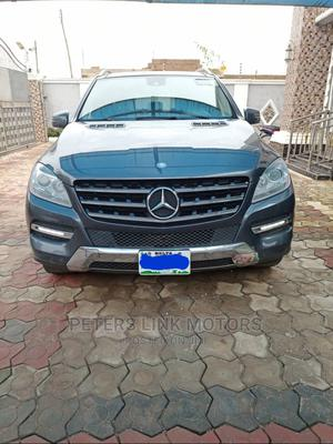 Mercedes-Benz M Class 2013 ML 350 4Matic Gray | Cars for sale in Delta State, Oshimili South