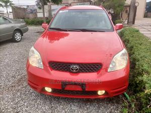 Toyota Matrix 2003 Red   Cars for sale in Kwara State, Ilorin West