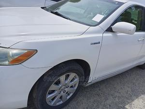 Toyota Camry 2008 Hybrid White   Cars for sale in Lagos State, Amuwo-Odofin