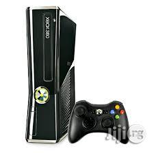 Xbox 360 Slim Hacked Wit Games | Video Game Consoles for sale in Lagos State, Ikeja