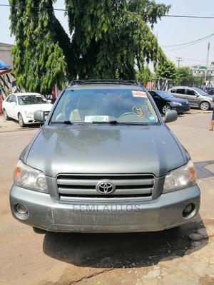 Toyota Highlander 2007 4x4 Gray | Cars for sale in Lagos State, Ikeja