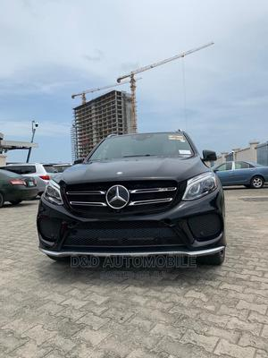 Mercedes-Benz GLE-Class 2017 Black   Cars for sale in Lagos State, Lekki