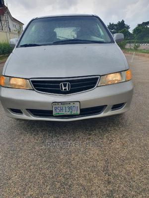 Honda Odyssey 2002 Silver | Cars for sale in Abuja (FCT) State, Galadimawa