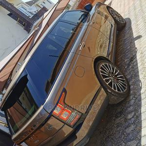Land Rover Range Rover Sport 2013 Gold | Cars for sale in Lagos State, Lekki